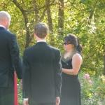 Wedding Officiant Minister Leavenworth