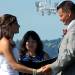 Wedding Officiant Minister Seattle Bellevue
