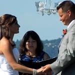 Wedding Officiant Minister Seattle Bellevue