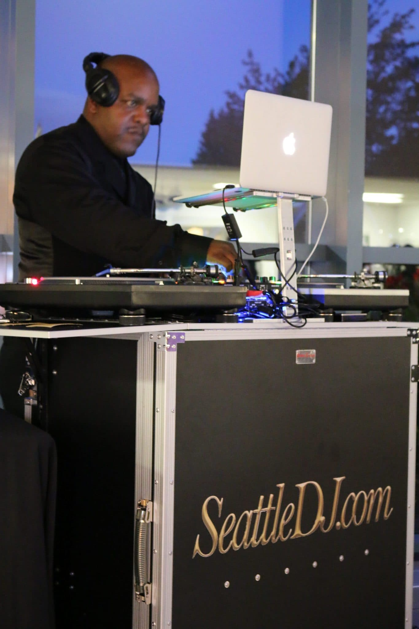 Seattle DJ Brodini